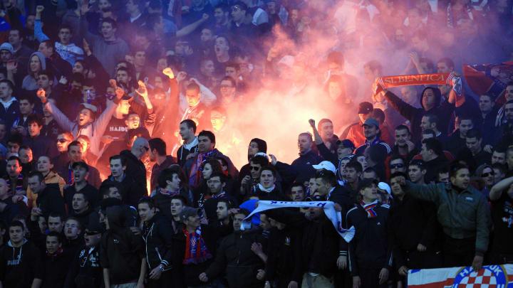 GNK Dinamo Zagreb v HNK Hajduk Split - Croatian Prva HNL