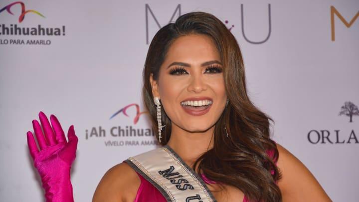 La Miss Universo alertó a todos con las imágenes