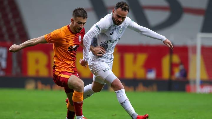 Halil Dervişoğlu ile Musa Çağıran arasındaki ikili mücadele