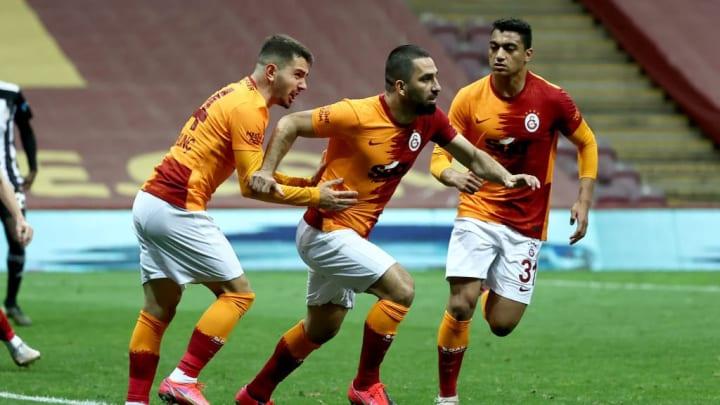 Galatasaray vs Besiktas: Turkish Super Lig