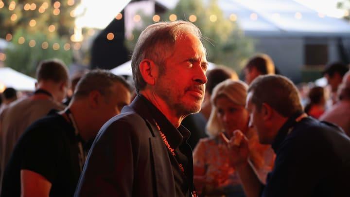 Altman at a Bethesda E3 conference.