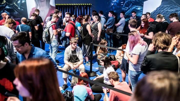 Gamescom 2019 Press Day