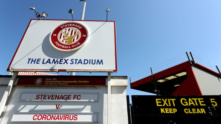 Stevenage Football Club