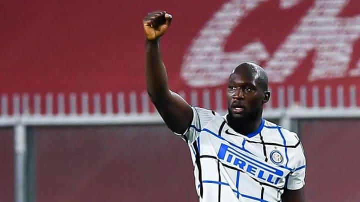 Genoa CFC and Fc Internazionale - Serie A