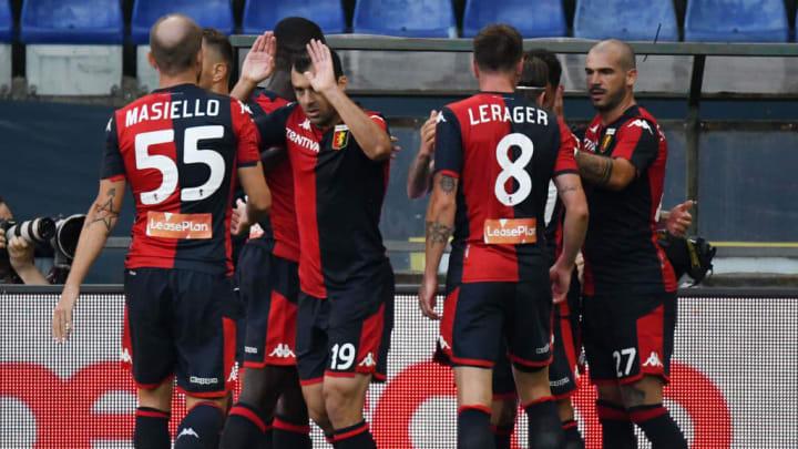 Genoa CFC v US Lecce - Serie A