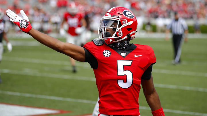 The Georgia Bulldogs are being disrespected in their National Championship odds, despite landing two highly-touted prospects.