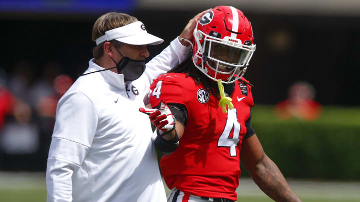 Georgia is one of the teams looking to knock off Alabama in the SEC.
