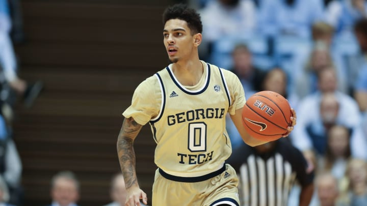 Wake Forest vs Georgia Tech spread, line, odds, predictions & betting insights for college basketball game.