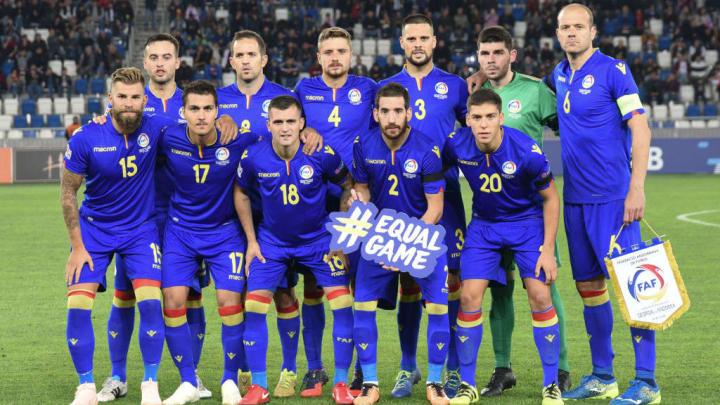 Georgia v Andorra - UEFA Nations League D