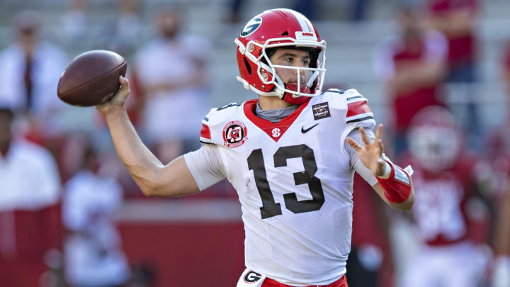 Georgia vs Missouri odds, spread, prediction, date & start time for college football Week 11 game.