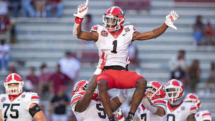 3 Georgia Bulldogs wide receivers who could be key contributors in replacing George Pickens after a season-ending injury.