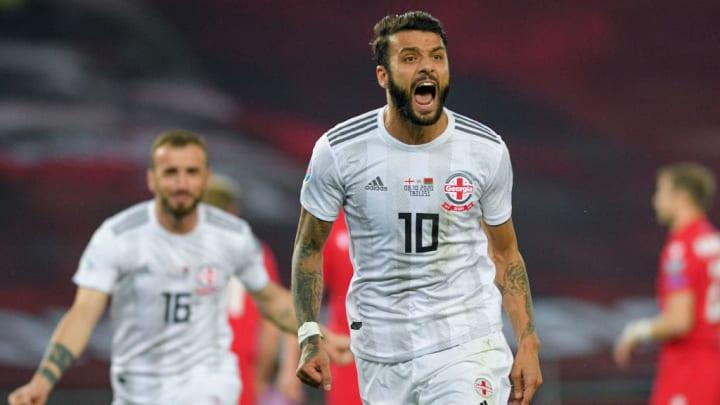 Georgia v Belarus - Play-Off Semi-Finals