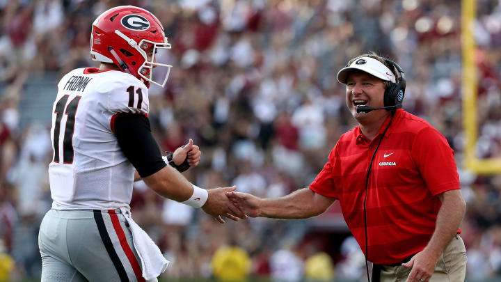 Georgia Football Schedule Sets up Bulldogs Perfectly to ...