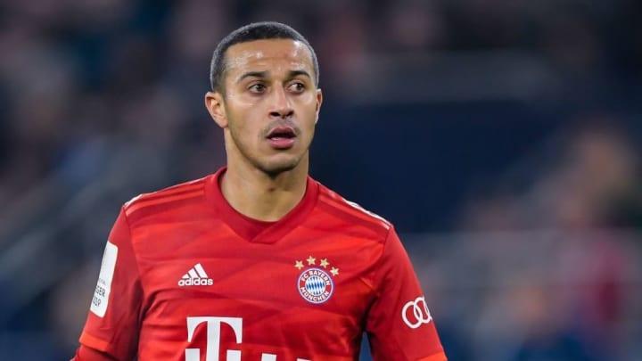 Thiago könnte seinen neuen Vertrag beim FCB bereits unterschreiben - es wird abgewogen...