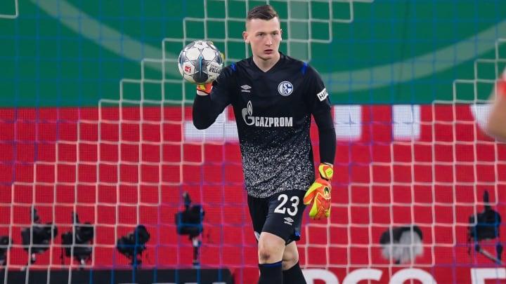 Markus Schubert ist beim FC Schalke aktuell die Nummer zwei