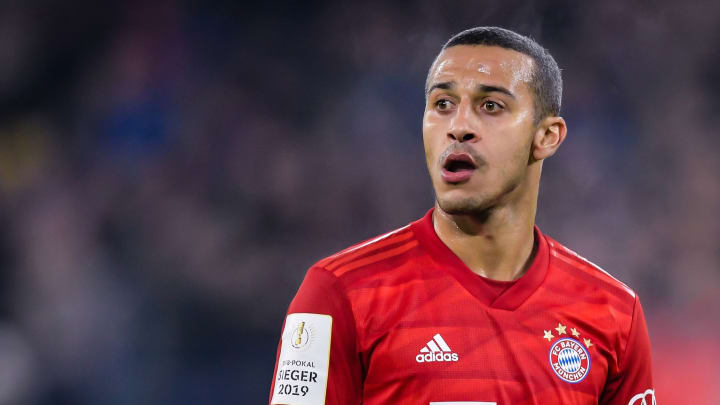 Thiago Alcântara has been the subject of widespread transfer speculation for much of the current window