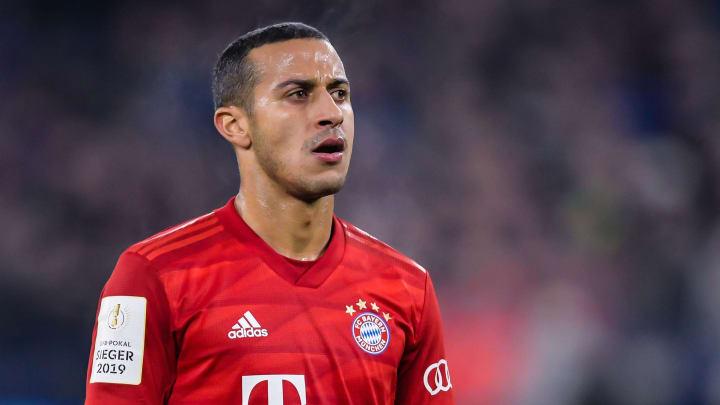 Thiago wird den FC Bayern wohl im Sommer verlassen