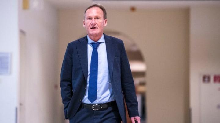Hans-Joachim Watzke sprach am Donnerstag über die erschreckenden BVB-Zahlen