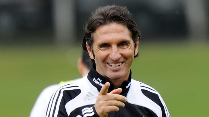 Charme, gepaart mit fußballerischer Kompetenz - Bruno Labbadia