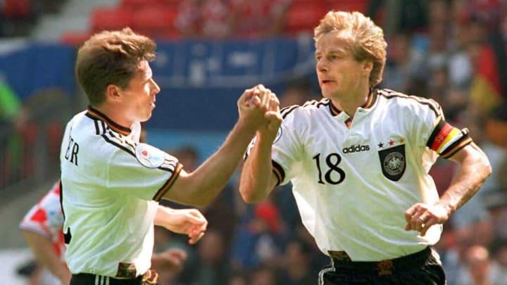 Stefan Reuter, Jurgen Klinsmann