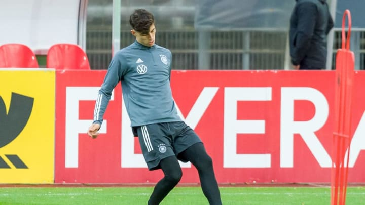Germany - Training Session