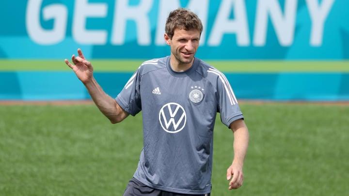 Thomas Müller ist erstaunt über den Spielplan der DFB-Elf