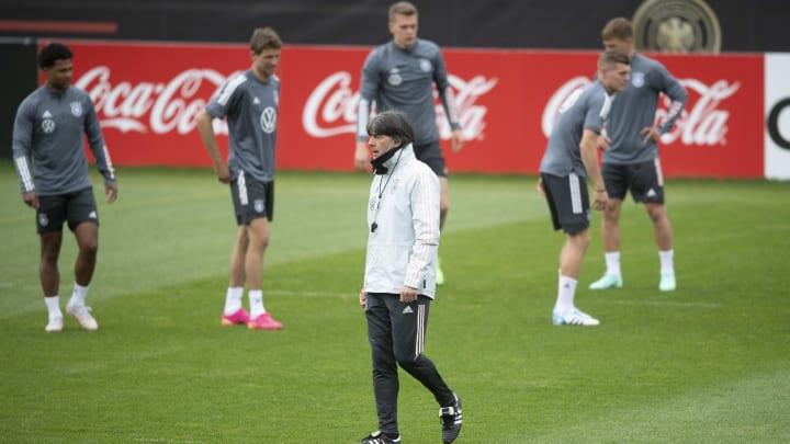 Steht das Testspiel gegen Lettland auf der Kippe?