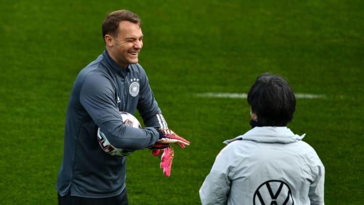 Joachim Löw, Manuel Neuer