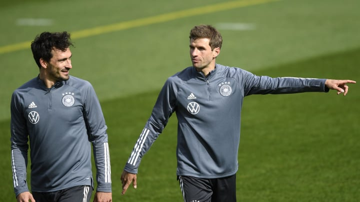 Dürften am Mittwochabend in der Startelf stehen: Mats Hummels (l.) & Thomas Müller