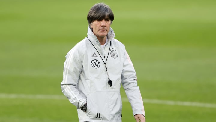 Joachim Löw has been linked with the Real Madrid in recent weeks