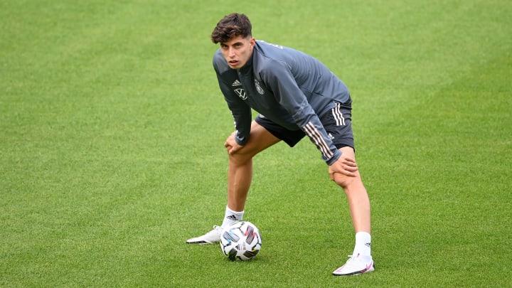 Kai Havertz is finally a Chelsea player