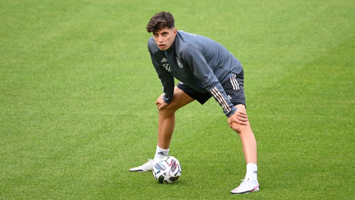 Havertz has explained why he is keen to work under Lampard
