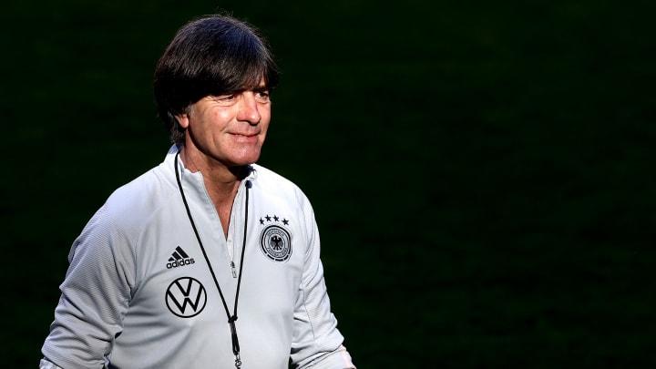 Jogi Löw geht in sein letztes Turnier als DFB-Coach