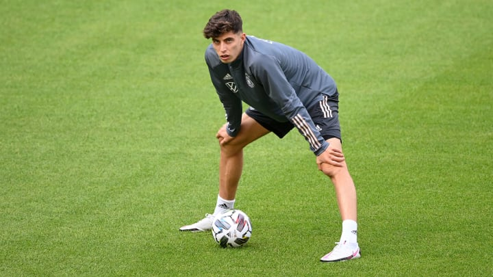 Kai Havertz Leaves Germany Training Camp to Complete Chelsea Move
