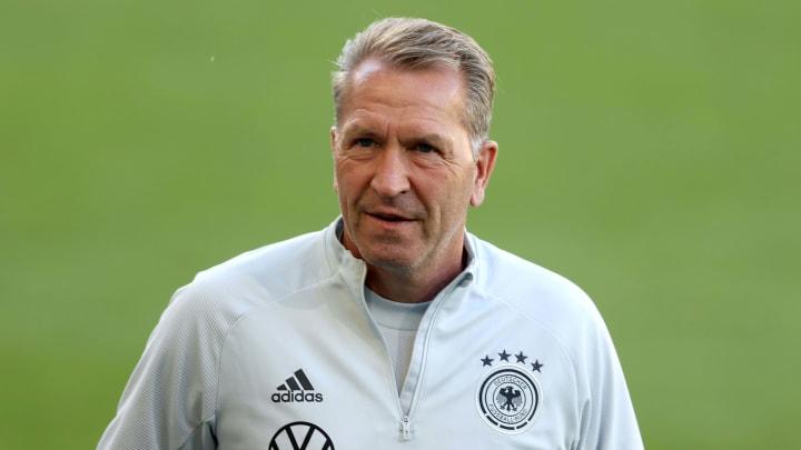 Andreas Köpke hört beim DFB auf