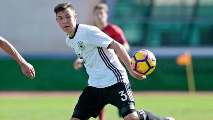 Germany U16 vs Portugal U16, UEFA Development Tournament Match