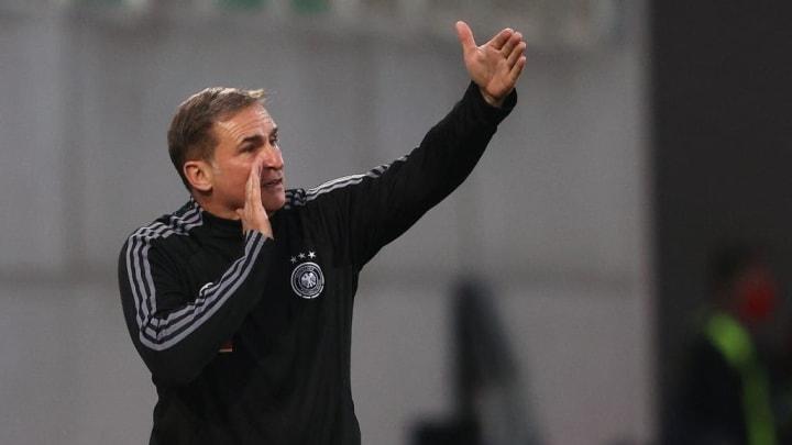 Setzte in der EM-Qualifikation fast immer auf Ridle Baku: U21-Coach Stefan Kuntz