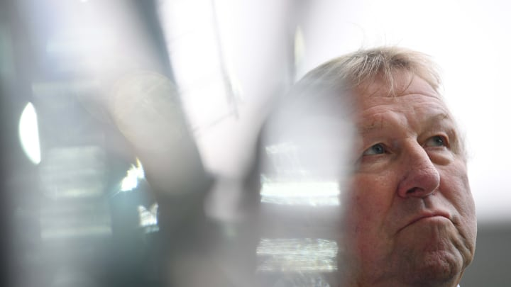 Übernimmt die Profi-Mannschaft des HSV bis Saisonende: Horst Hrubesch