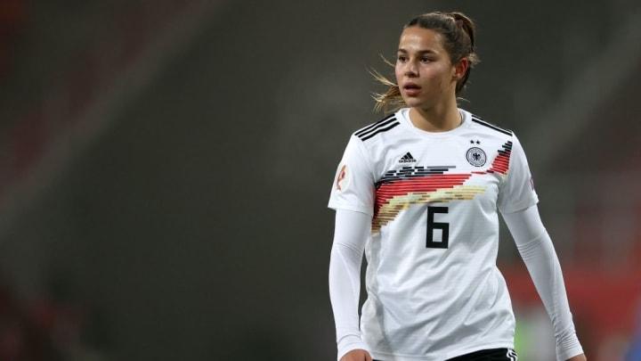 Germany Women v Greece Women - UEFA Women's EURO 2022 Qualifier