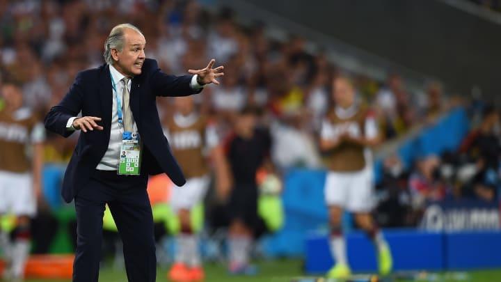 Germany v Argentina: 2014 FIFA World Cup Brazil Final - Sabella, también fallecido en 2020.