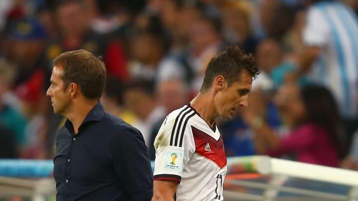 Hansi Flick, Miroslav Klose
