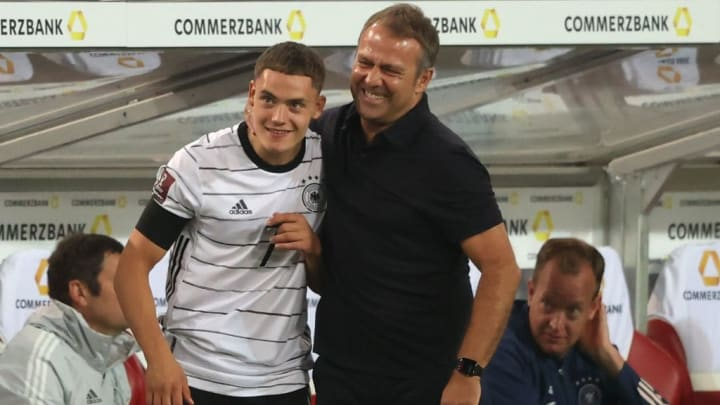 Hans-Dieter Flick, Florian Wirtz