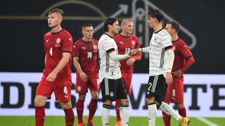 Deutschland gewinnt gegen Tschechien