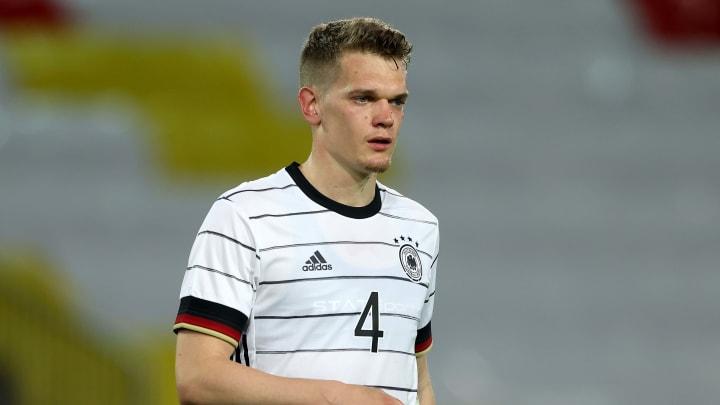 Gegen Frankreich gehörte Matthias Ginter zu Deutschlands Besten