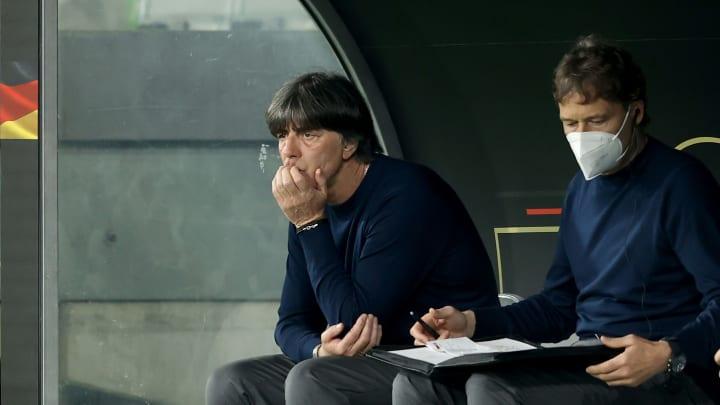 Mit dem Auftritt gegen Dänemark kann Jogi nur bedingt zufrieden sein