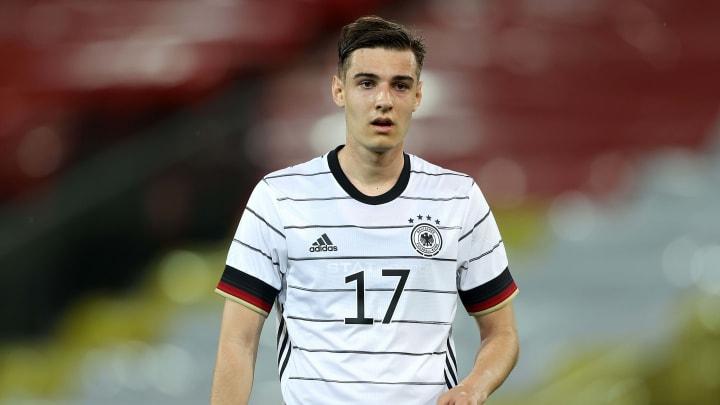 Florian Neuhaus is on Liverpool's radar