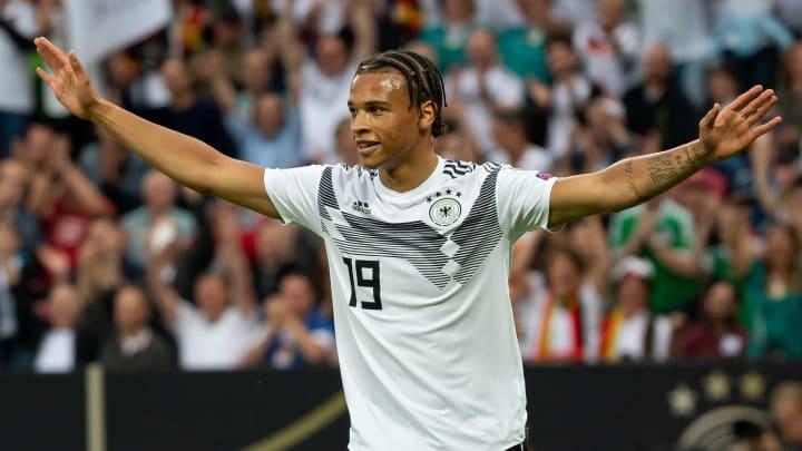 Leroy Sané wechselt zum FC Bayern