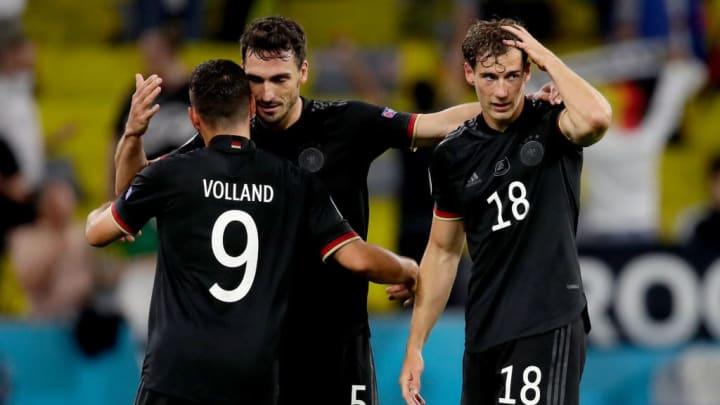 volland goretzka hummels alemanha inglaterra eurocopa