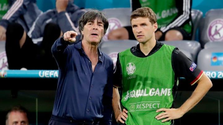 Löw holte Müller vor der EM zurück