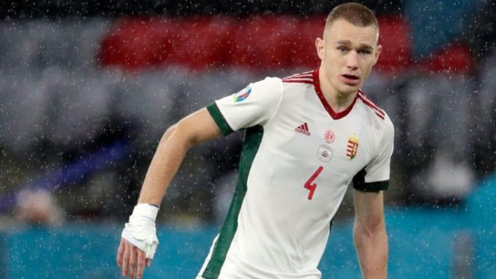 Hungria Eurocopa Attila Szalai